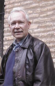 author Terry Brooks, photo credit Judine Brooks
