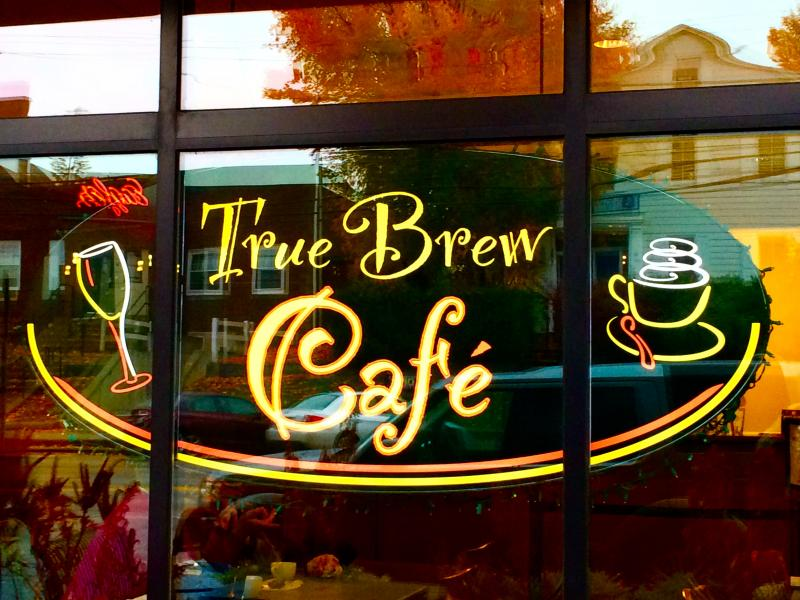 True Brew Cafe at Gibson's
