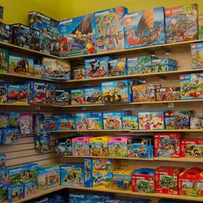 Gibsons Bookstore Kids & Toys